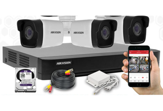 Hikvision devices 1